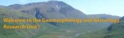 Geomorphology and Glaciology Research Unit
