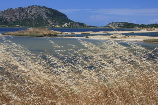 Ecohydrology, Gialova Lagoon, NEO, Greece. Photo Stefano Manzoni.